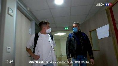24H en immersion avec un docteur de SOS Médecins