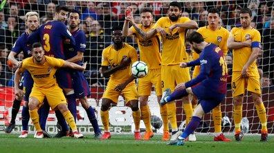 Liga : Vainqueur de l'Atlético, le Barça file vers le titre