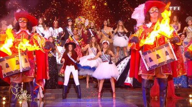 29 Miss en costume régional - Miss France 2021