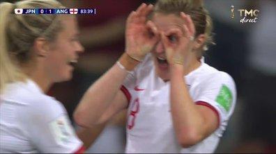 Japon - Angleterre (0 - 2) : Voir le 2e but de White en vidéo