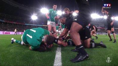Nouvelle-Zélande - Irlande (17- 0) : Voir l'essai de Smith en vidéo