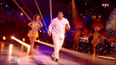 Artus et Marie Denigot , une samba pour leur 2è danse sur « Mas Que Nada» (Sergio Mendes)