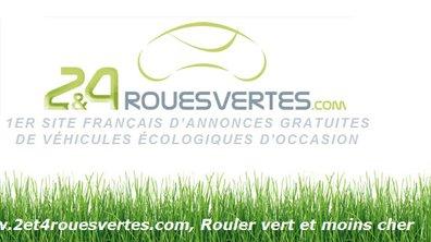 Un site pour les véhicules d'occasion écologiques