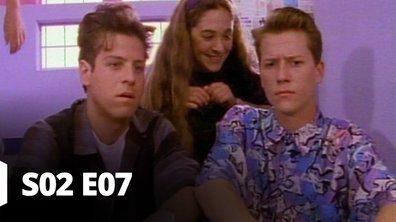 Parker Lewis ne perd jamais - S02 E07 - Drôle de couple