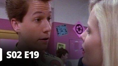 Parker Lewis ne perd jamais - S02 E19 - Un grand départ