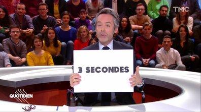 Les 3 secondes qui ont sauvé l'équipe de France de handball