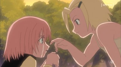 Naruto - Episode 32 - Le réveil de Sakura ! Plus de figuration