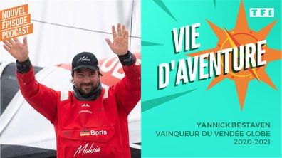 Vie d'Aventure: Yannick Bestaven, vainqueur du Vendée Globe 2020-2021