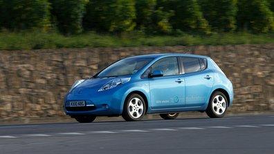 Mondial de l'Auto 2010 : la Nissan Leaf sera là