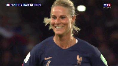 France - Corée du Sud (4 - 0) : Voir le superbe but d'Amandine Henry en vidéo