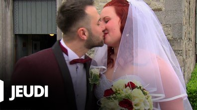 4 mariages pour 1 lune de miel du 12 septembre 2019 - Laura et Benjamin