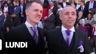 4 mariages pour 1 lune de miel du 19 août 2019 - Christophe et Nicolas