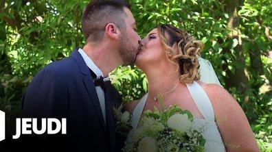 4 mariages pour 1 lune de miel du 19 septembre 2019 - Emilie et Sébastien