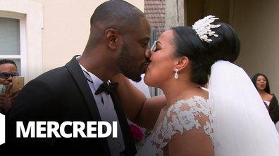 4 mariages pour 1 lune de miel du 21 août 2019 - Vanessa et Frédéric