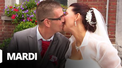 4 mariages pour 1 lune de miel du 8 octobre 2019 - Angélique et Christophe
