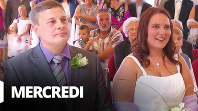 4 mariages pour 1 lune de miel du 9 octobre 2019 - Dany et Christophe