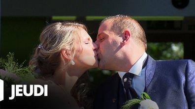 4 mariages pour 1 lune de miel du 13 février 2020 - Stéphanie et Giuseppe