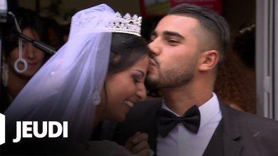 4 mariages pour 1 lune de miel du 14 novembre 2019 - Clara et Betros