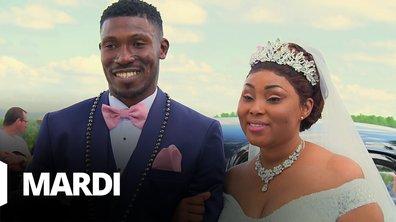 4 mariages pour 1 lune de miel du 15 octobre 2019 - Fatim et Thomas