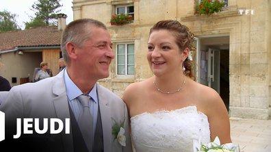 4 mariages pour 1 lune de miel du 15 octobre 2020 - Laura et Rémi