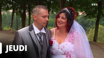 4 mariages pour 1 lune de miel du 17 septembre 2020 - Myriam et Kévin