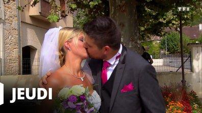 4 mariages pour 1 lune de miel du 2 juillet 2020 - Coralie et Benoît