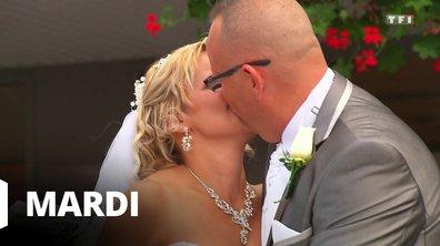 4 mariages pour 1 lune de miel du 20 octobre 2020 - Virginie et Gérald