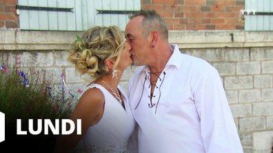4 mariages pour 1 lune de miel du 21 septembre 2020 - Pamela et Jean-Louis