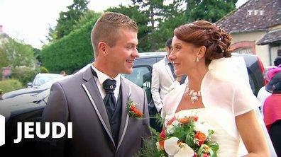 4 mariages pour 1 lune de miel du 22 octobre 2020 - Emeline et Julien