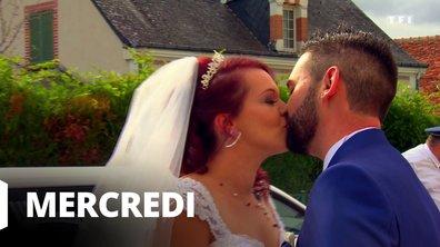 4 mariages pour 1 lune de miel du 23 septembre 2020 - Jennifer et Romain