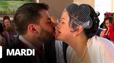 4 mariages pour 1 lune de miel du 24 mars 2020 - Mélissa et Nicolas