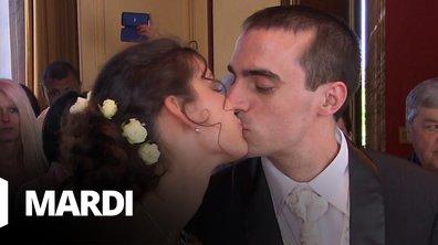 4 mariages pour 1 lune de miel du 25 février 2020  - Spéciale mères/filles - Morgane et James