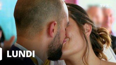 4 mariages pour 1 lune de miel du 26 juillet 2021 - Amandine et Romain