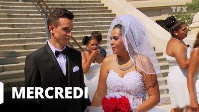 4 mariages pour 1 lune de miel du 28 juillet 2021 - Lydia et Antoine