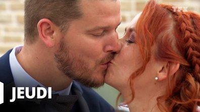 4 mariages pour 1 lune de miel du 29 juillet 2021 - Emmanuelle et Sylvain