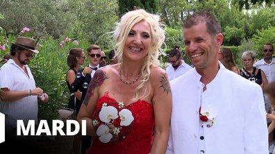 4 mariages pour 1 lune de miel du 29 septembre 2020 - Semaine Ouverture de bal -  Cathy et Stéphane
