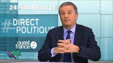 Les 4 Q - Les français moins cons que leurs hommes politiques