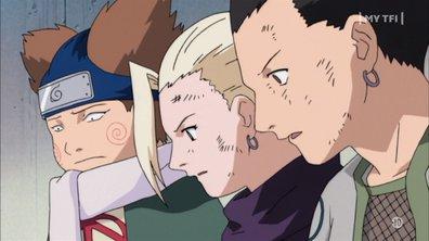 Naruto - Episode 45 - L'incroyable atout de Naruto !