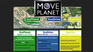 Move Planet : le citoyen au coeur de l'innovation et de l'environnement