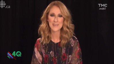 Les 4Q - Céline Dion défie Daesh