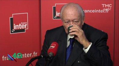 Les 4Q : Jean-Claude Gaudin, bien synchro avec son époque...