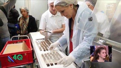 Les 4Q - Marine et la Chocolaterie