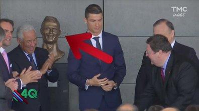 Les 4Q - Ronaldo a son aéroport