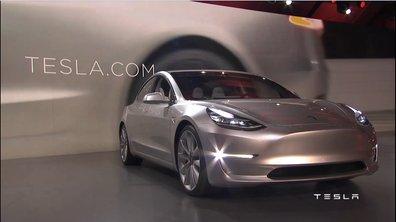 Tesla : un rachat pousse la robotisation en vue de sa future berline Model 3