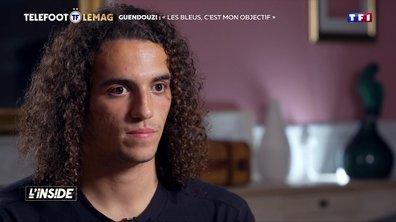 """L'Inside - Guendouzi : """"Les Bleus, c'est mon objectif"""""""
