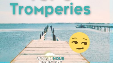 😲 TOP 5 des tromperies