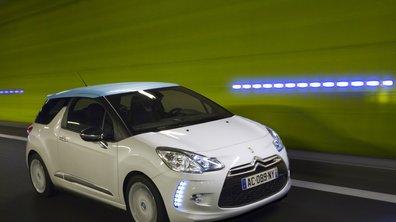 La Citroën DS3 également récompensée en France