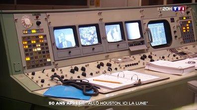 """50 ans après... """"Allô Houston, ici la Lune"""""""