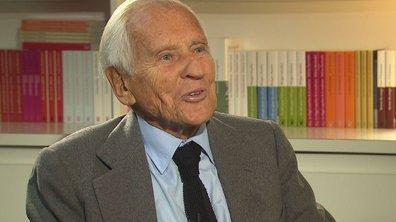 En 2011, Jean d'Ormesson racontait 5 jours qui ont marqué sa vie