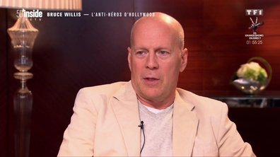 Bruce Willis, l'anti-héros d'Hollywood ?